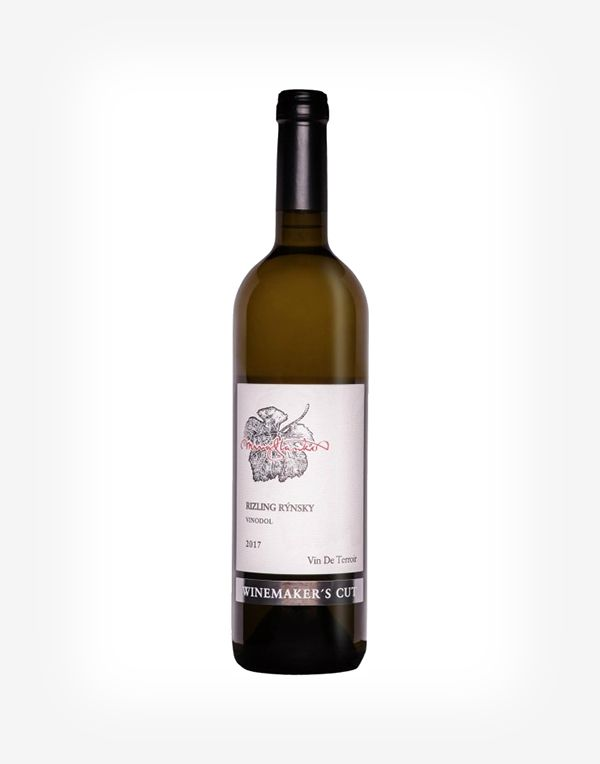 Winemaker's Cut Rizling rýnsky Vinodol 2015 archív