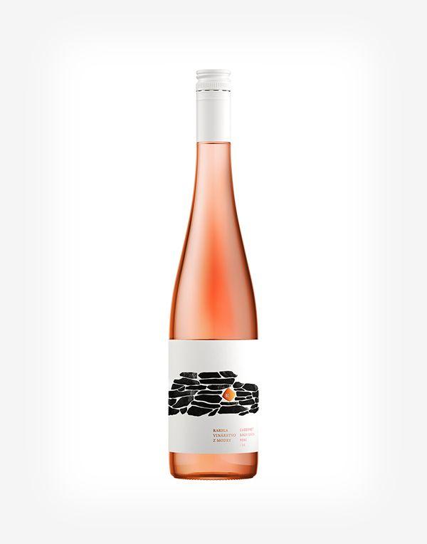 Cabernet sauvignon rosé 2020, polosuché