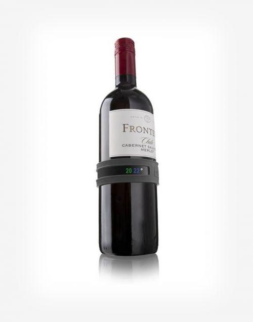 Samoupínací teplomer na víno