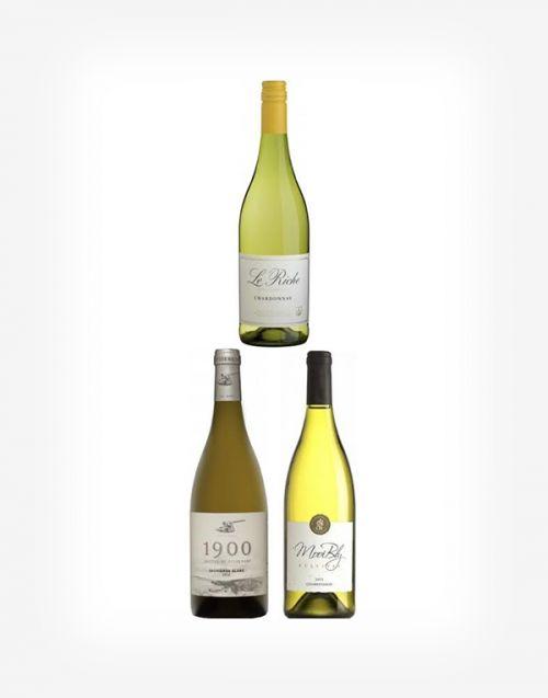 TOP biele vína z Južnej Afriky 3fl.