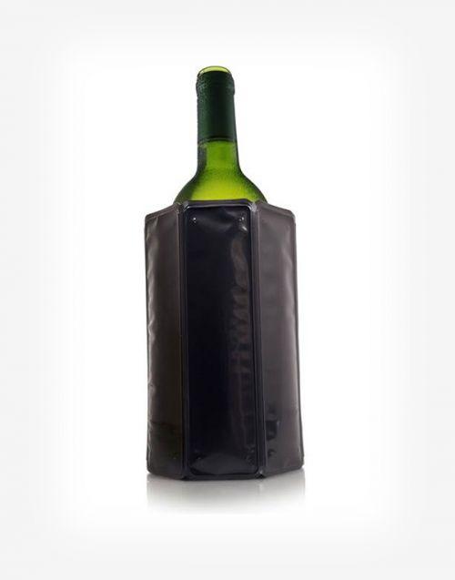 Chladič na víno manžetový Black