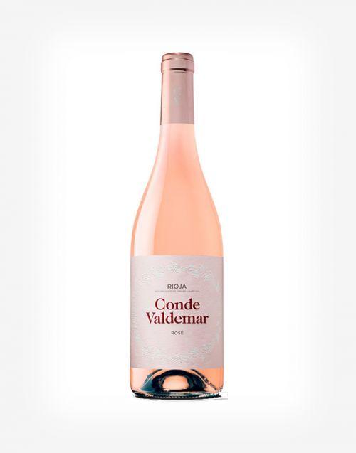 Conde Valdemar rosé 2020