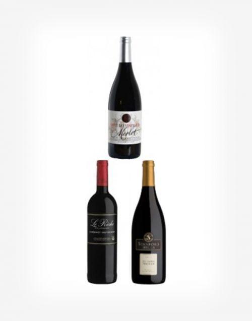 Výnimočné červené vína z Južnej Afriky 3fl.