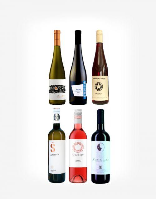 Vína z Malých Karpát 6fl.